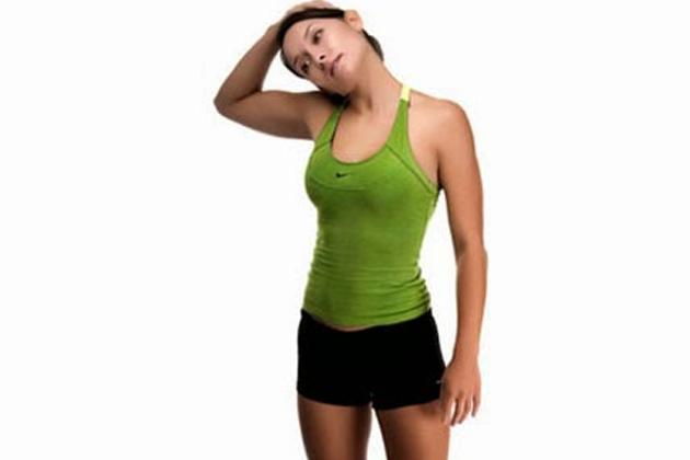 5 ejercicios para fortalecer tu cuello