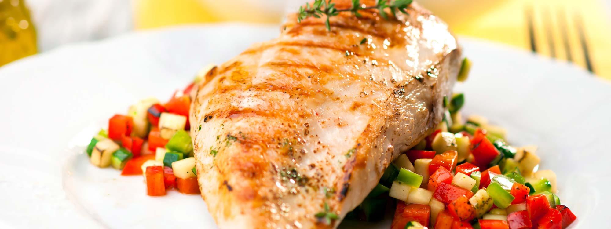 5 recetas de pollo fáciles de hacer