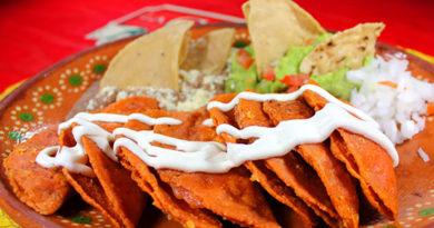 recetas mexicanas típicas