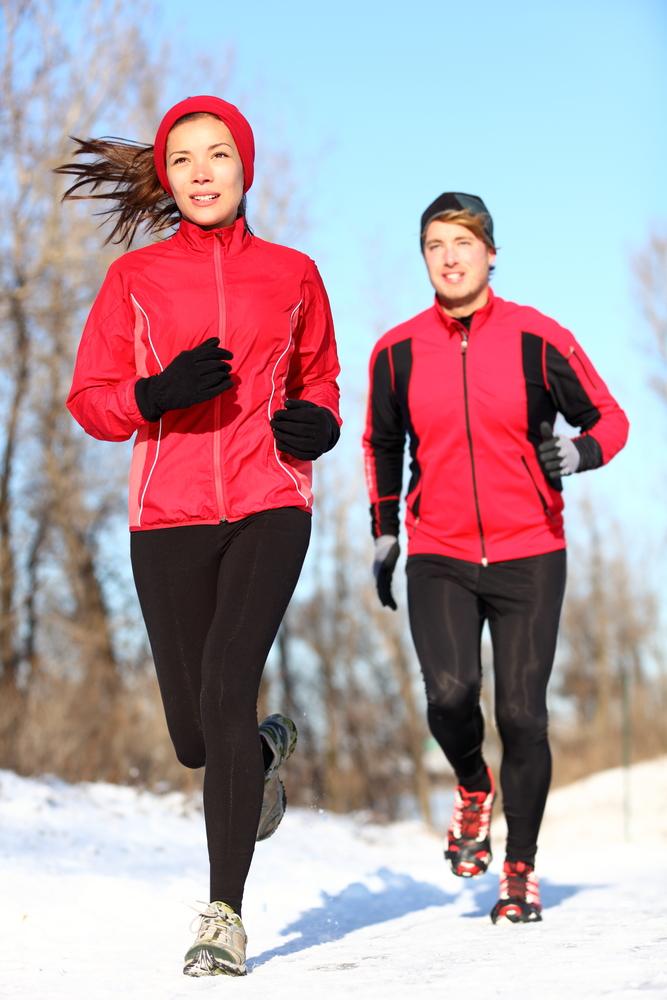 ejercicio en invierno