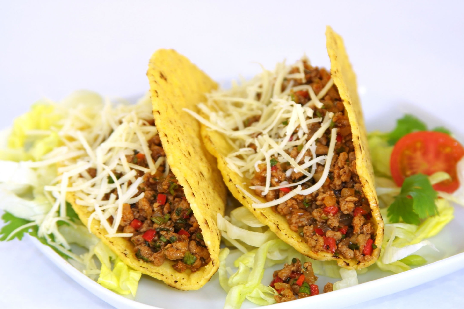 Cómo hacer tacos mexicanos en tu casa