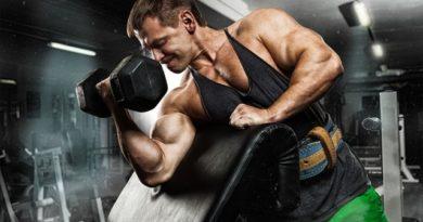 ejercicios en el gym