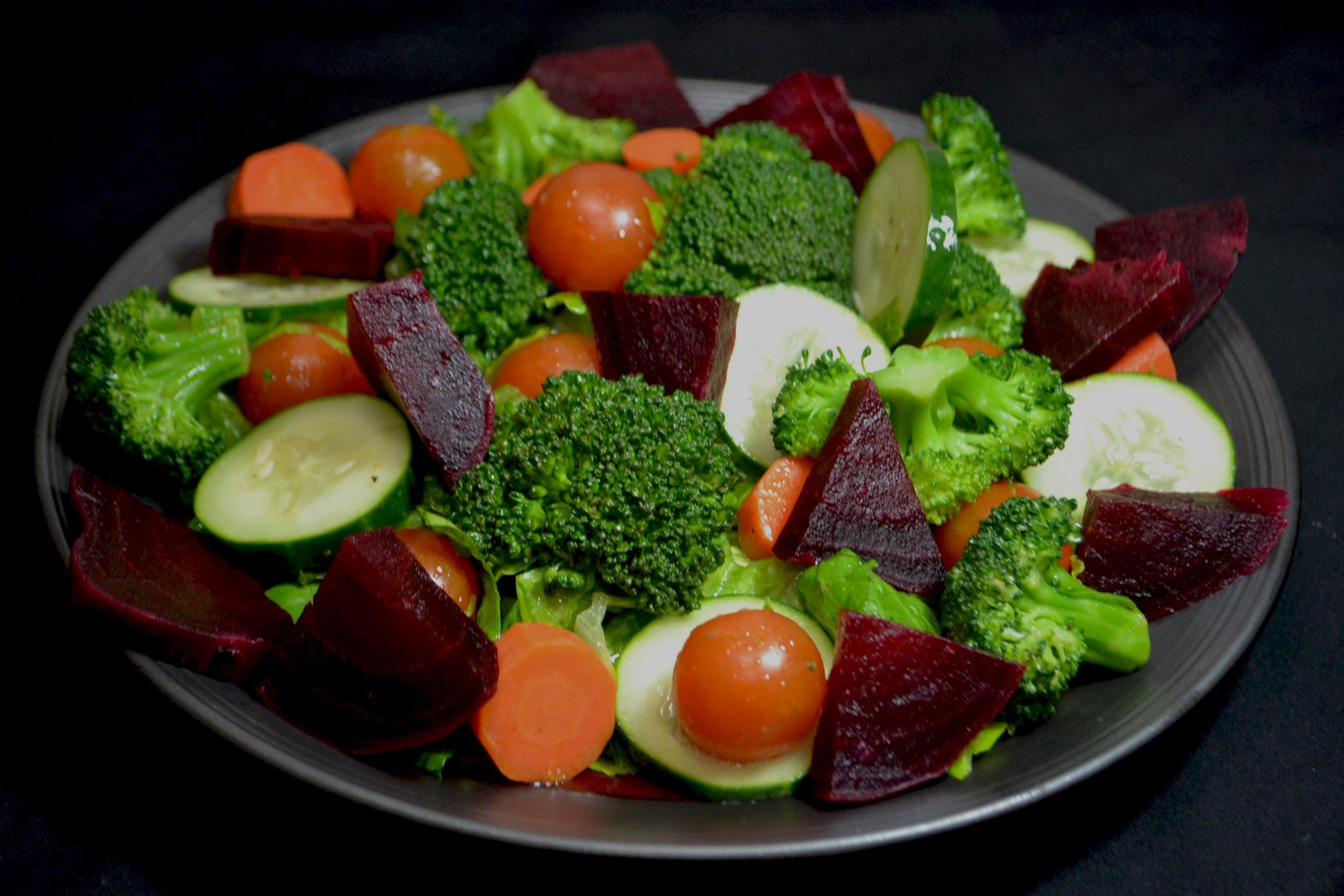 Cómo preparar ensaladas para adelgazar