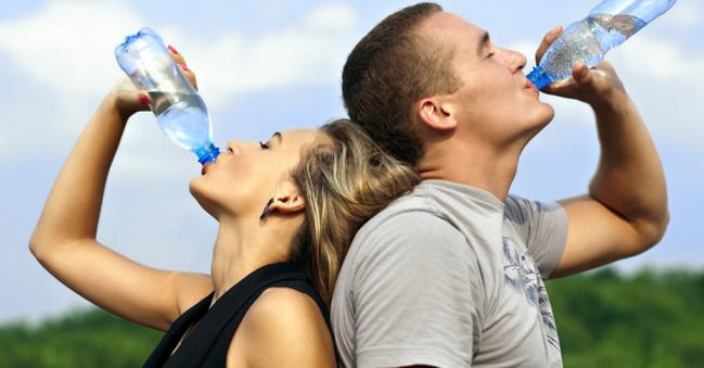 Como mantener tu cuerpo hidratado