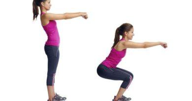 ejercicios para tonificar el cuerpo
