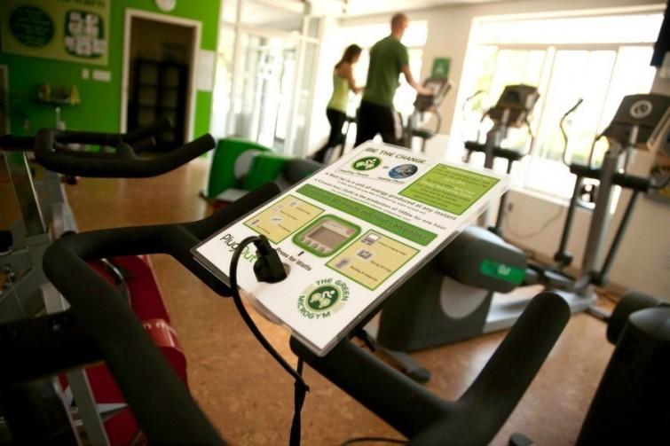gimnasios verdes