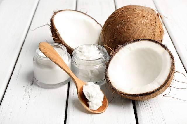 aceite de coco como desodorante