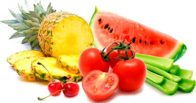alimentos diuréticos
