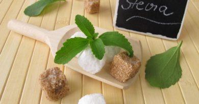 Stevia para bajar el azúcar