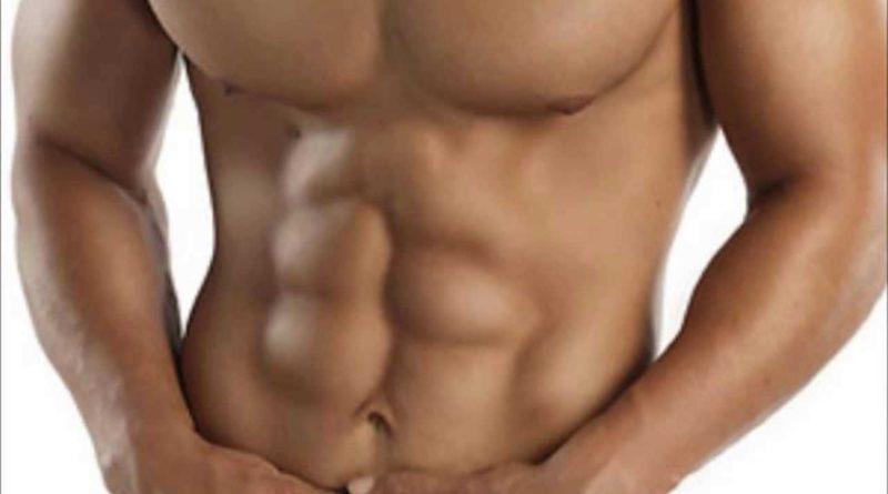 abdominal marcado