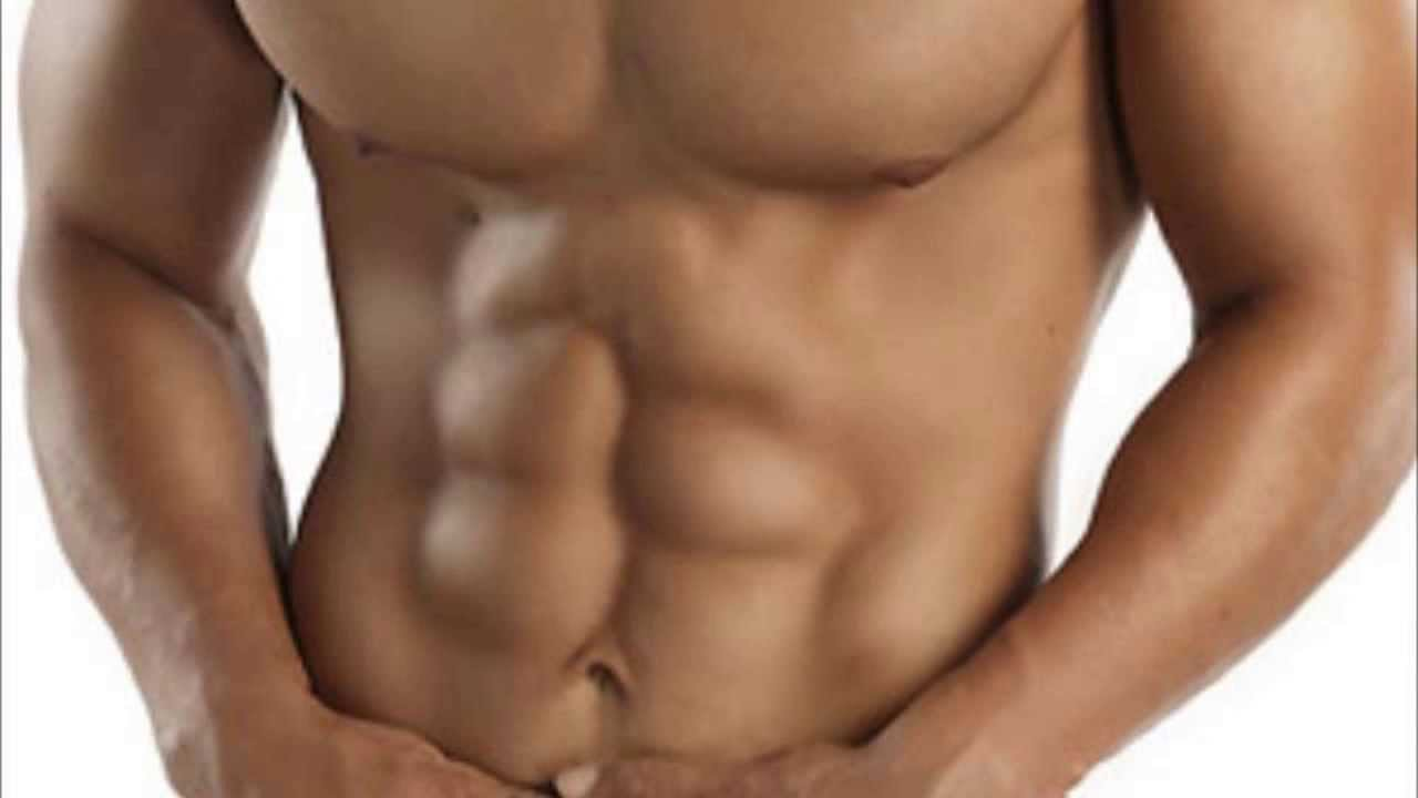 Pasos para tener un abdominal marcado en un mes