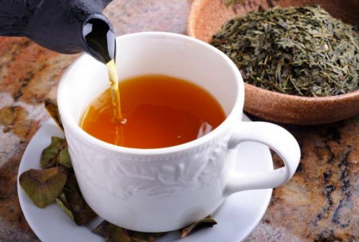 Un té Mágico para desintoxicar y adelgazar