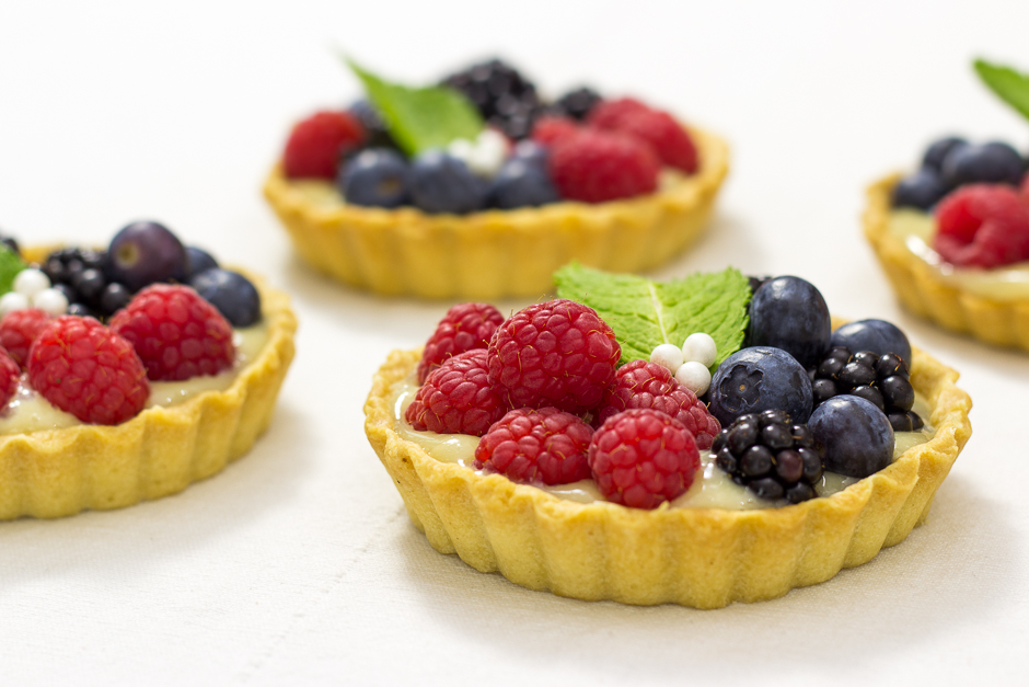 Frutas para tus recetas veganas