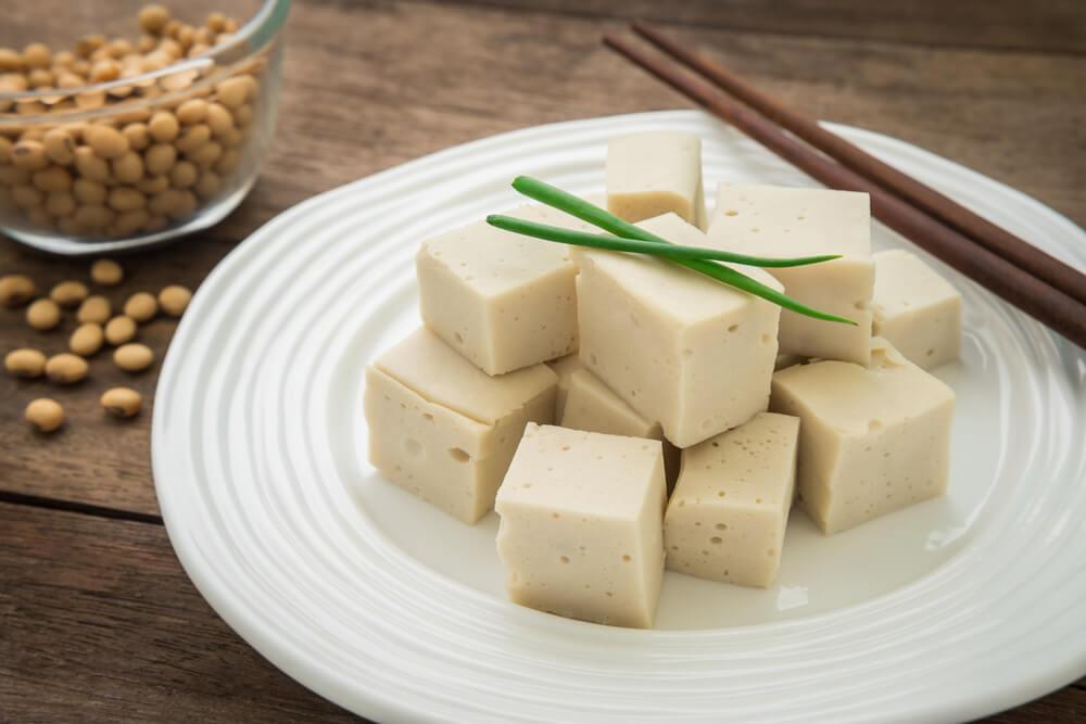 Dos recetas veganas con tofu