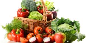 comida vegana equilibrada