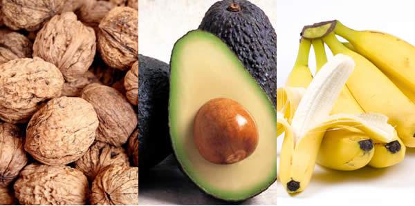 alimentos que nos brindan energía