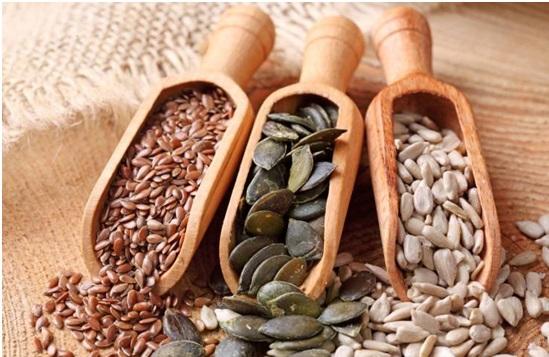 semillas comestibles