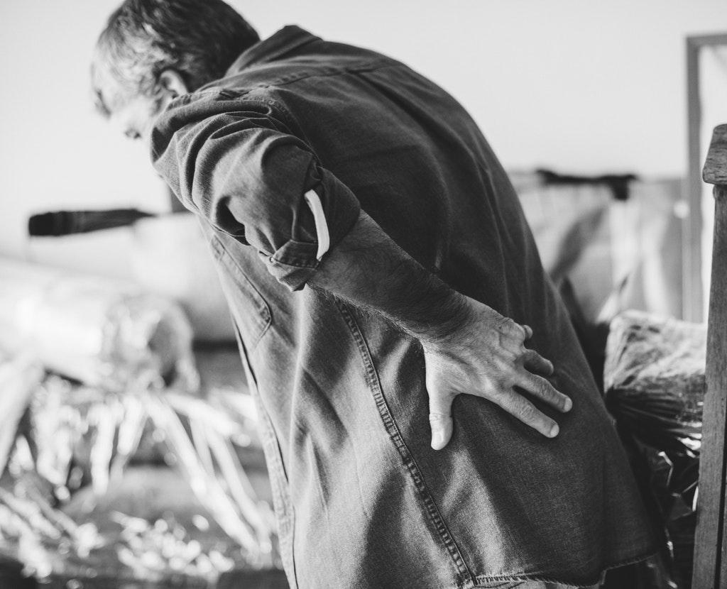 Principales Problemas de Espalda