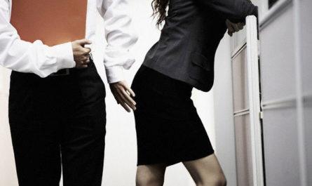 evitar la violencia sexual en el trabajo