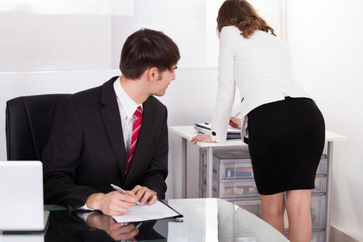 violencia sexual en el trabajo