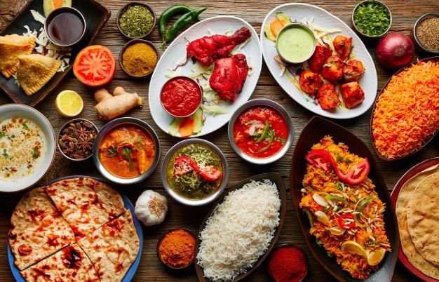Organizar un menú para un grupo