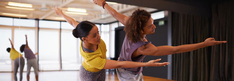 baile como terapia curativa
