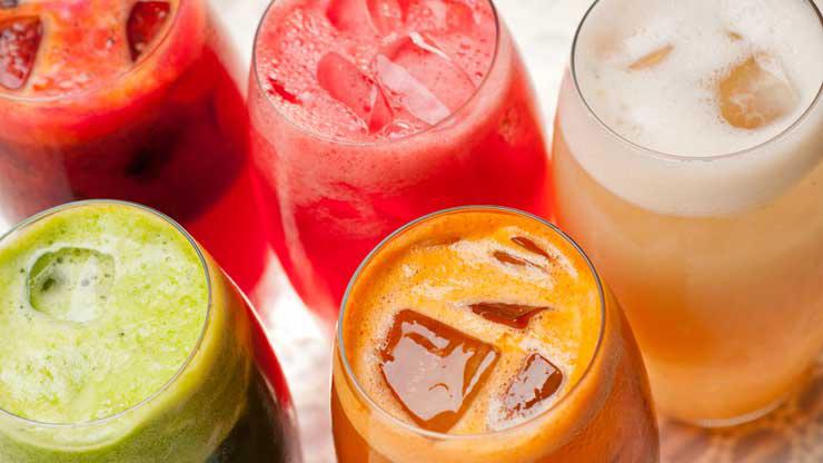 mejores bebidas saludables