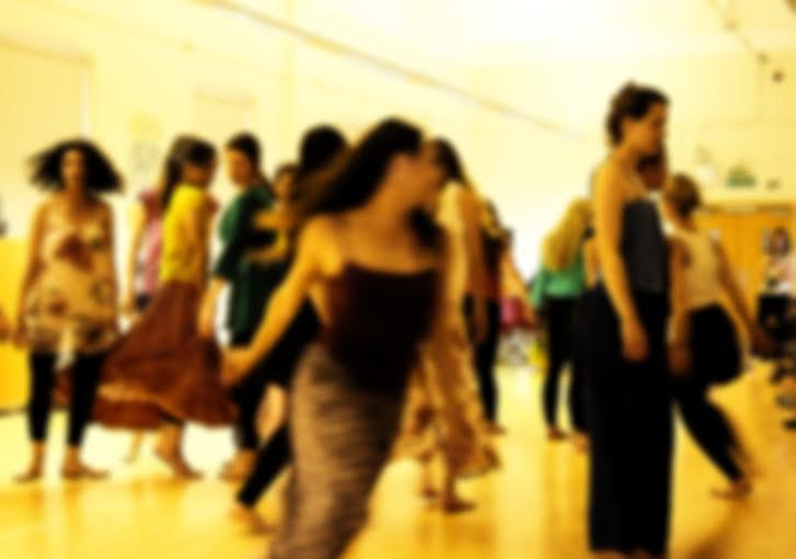 terapia de baile