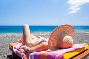 Consejos para tomar el sol este verano