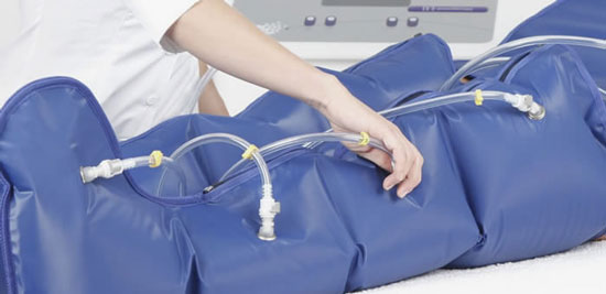 ¿Qué es la Presoterapia y cómo se hace?