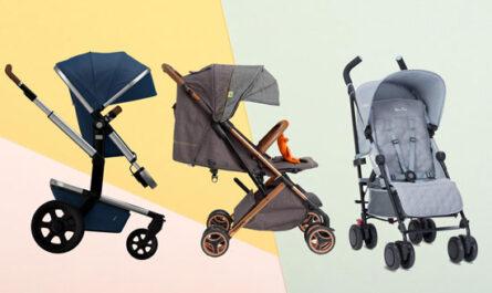 carro de bebé que sea seguro