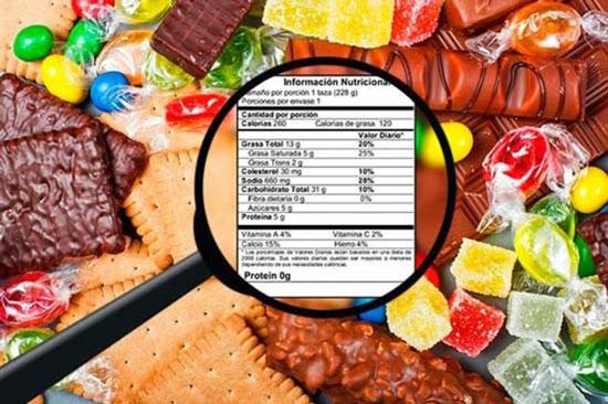 ¿Qué es el etiquetado nutrimental?